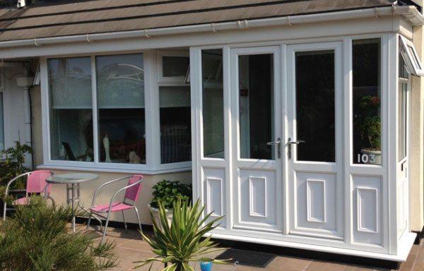 Double Glazed Porches