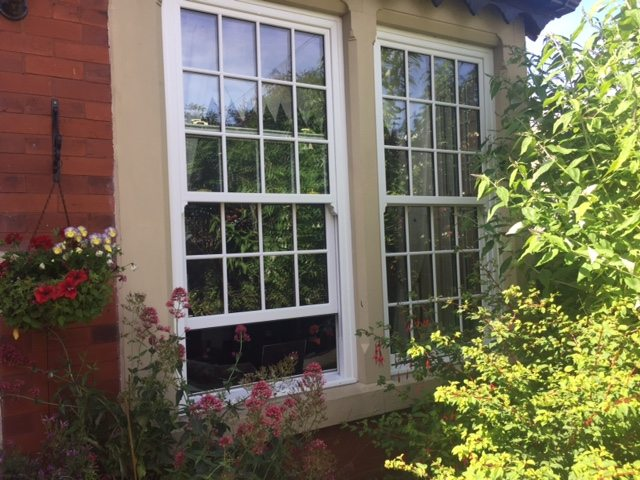 Victorian Slider Window